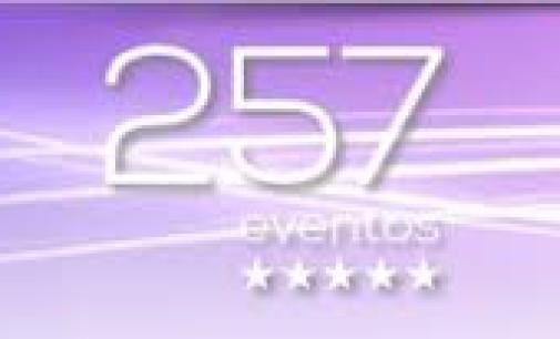 257 eventos